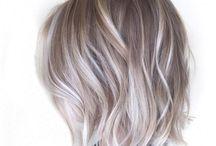 • tête de cheveux •
