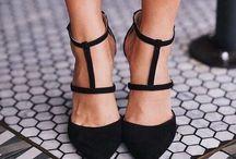 • des pieds bien chaussés •