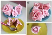 Cake step by step