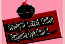 *Sevinç'in Lezzet Defteri* / ✨JOYS TASTE BOOK✨Sevinç'in Lezzet Günlüğü!..