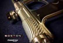 Paintball Gear / Boston Paintball has 2 ProShops (Ashland & Chelsea) 3 Playing Fields (Ashland, Chelsea & Maynard) and an Online Store www.CommittedPaintball.com