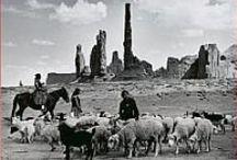 Indians Navaho  / Navahové (anglicky a španělsky Navajo, vlastním jménem Diné) je název indiánského kmene žijícího v jihozápadní části USA. Se zhruba třemi sty tisíci příslušníky jsou nejpočetnější etnickou skupinou mezi původními obyvateli Spojených států. Většina (asi 170 000) jich žije ve vlastní rezervaci Navajo Nation, zřízené roku 1868.... http://navajopeople.org/