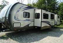 Travel Trailers / All types of awesome travel trailers