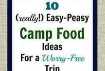 Great Recipes for Camping / Use these awesome recipes to get your grub on while on the road