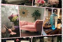 Las Vegas Furniture Market January 2014 / American Home @The Las Vegas furniture market  / by American Home