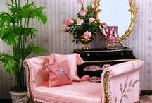Classic Lady Home & Style / #vintage #classic #life #home #lady #romantic #feeling #atmosphere #rooms #homes #decoration #style
