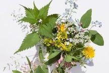 Flower set-ups / #arrangement #bunch of flowers #bouquet #buketter