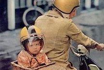 MC Motorbikes Vespa / #vespa #motorcykel #motorcyklar #motorbike #mc / by Photographer Christer Carlson