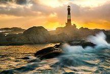 majáky / lighthouse