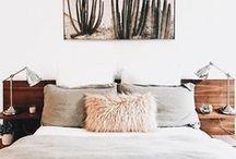 BEDROOM INSPO / // bedroom decor //