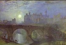 Joseph Mallord William Turner / (23. dubna 1775 v Covent Garden v Londýně[1] – 19. prosince 1851 v londýnském Chelsea) byl anglický romantický krajinář, jenž bývá pokládán za předchůdce impresionismu. Přestože byl ve své době pokládán za rozporuplnou osobnost, považujeme jej dnes za umělce, jemuž se podařilo, že se do té doby poměrně přehlížené krajinomalbě dostalo téhož uznání, jakému se u veřejnosti těšila malba historická.