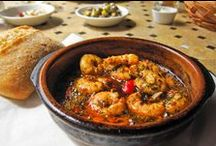 Spanish Food / Spain is well known for the food. But what are the most common dishes in Spain and in Málaga?