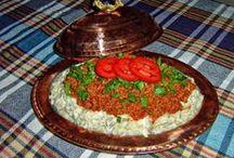 Turkish Food ! / Türk yemekleri !!
