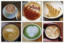 Latte coffee Art ♥