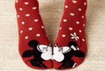 Pretty stockings ! / Cici, sıcacık çoraplar ! Ev içi konforlu çorap çeşitleri !!