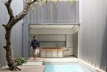 | Modern Landscapes | / Landscape Architecture Exterior Design