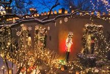 SOUTHWEST CHRISTMAS / New Mexico Winter / Christmas