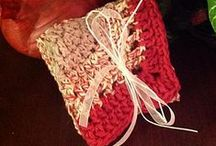 Hand Crocheted & Knitted Items...