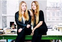 C+P / Sisters, co-owners, co-creative directors Chloe and Parris Gordon of Beaufille through the years