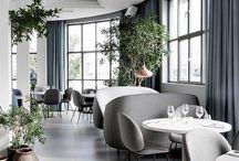 Restaurants / Restaurant interior