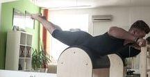 MYB Pilates / Pilates se axeaza mai mult pe calitatea miscarii decat pe numarul de repetari. Prin combinarea respiratiei corecte, a alinierii corecte a coloanei vertebrale si celei pelvice si concentratia cu o miscare lina si fluenta, o sa aveti o armonie perfecta cu corpul dumneavoastra. Invatati, de fapt, cum sa va controlati complet corpul. Respiratia corecta este esentiala si va ajuta sa executati miscarile cu eficienta si putere maxima.