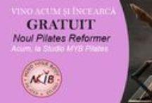 Beneficii Pilates Reformer / Afla aici car sunt beneficiile Pilates Reformer pentru mintea si trupul tau!