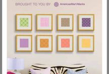 Americas Mart Alanta / 2016 Colors of the YearAmericasMart and REstyleSOURCE are thrilled to present the PANTONE® Design Exhibition in collaboration with the Pantone Color Institute®. / by American Home