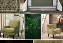 GREEN / Green color inspiration.