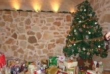 """Finalistas """"La Navidad Más Bella"""" / Los 25 árboles de navidad más votados enviados por l@s fans de FC Facial CLINIQUE en Facebook."""