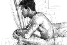 Douglas Simonson Drawings