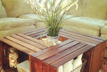 Wooden Design / A board all about using wood in and around your home to bring nature to you for those times when you can't make it to nature. / by CoastForest