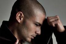 Męski styl / Fryzury dla mężczyzn - inspiracje i pomysły, jak bawić się uczesaniem.