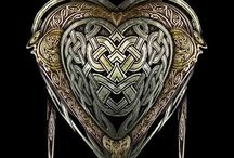 Celtic / viking designs and patterns