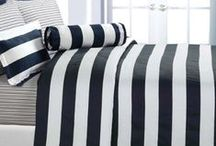 Black & White Linens Inspirations