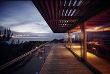 Deckhouse Architecture / Mood imagery for Deckhouse project