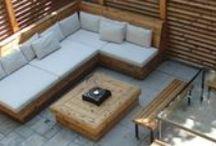Furniture / Mood imagery for bar/restaurant furniture