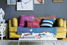 Interior Design / Inspiration for the home, add a little colour to your life. / by David Fearnley