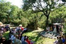 Weddings at La Selva / LA SELVA Giardino del Belvedere with the villa, the garden, the swimming pool and the amphitheatre is a perfect location for a wedding.