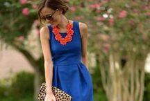 Little Blue Dress / Shop for your Little Blue Dress + enter for your chance to win a ProgressOh Make-OH-ver! https://www.progresso.com/progressoh / by Progresso