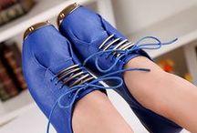 WOMEN FLAT SHOES / lebih sehat lahir bathin pakai sepatu model flat... :)