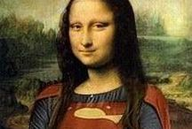 mona bloody lisa