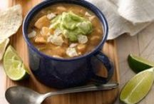 Chili / There's just something comforting about a warm bowl of chili. / by Progresso