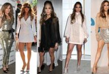 JLo's Style Lookbook / by Kat McQueen
