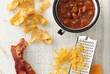 GAME DAY / Delicious food always makes a big game even more enjoyable. / by Progresso