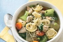 STEWS + CHOWDERS / Thick, creamy, and flavorful – Comfort in a bowl. / by Progresso