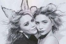 Olsens / Olsen twins, Mary- Kate, Ashley, Elizabeth