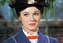 ~MARY POPPINS~ / My favorite movie. I just love Mary Poppins.  / by ~Larita~