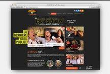 ENORME TV / enorme tv - site web - mc collective