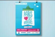 PARIS AIME SES KIOSQUES / Paris aime ses kiosques - mc collective