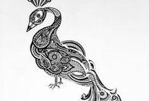 H e n n a    A r t / Henna Mehndi art and designs...